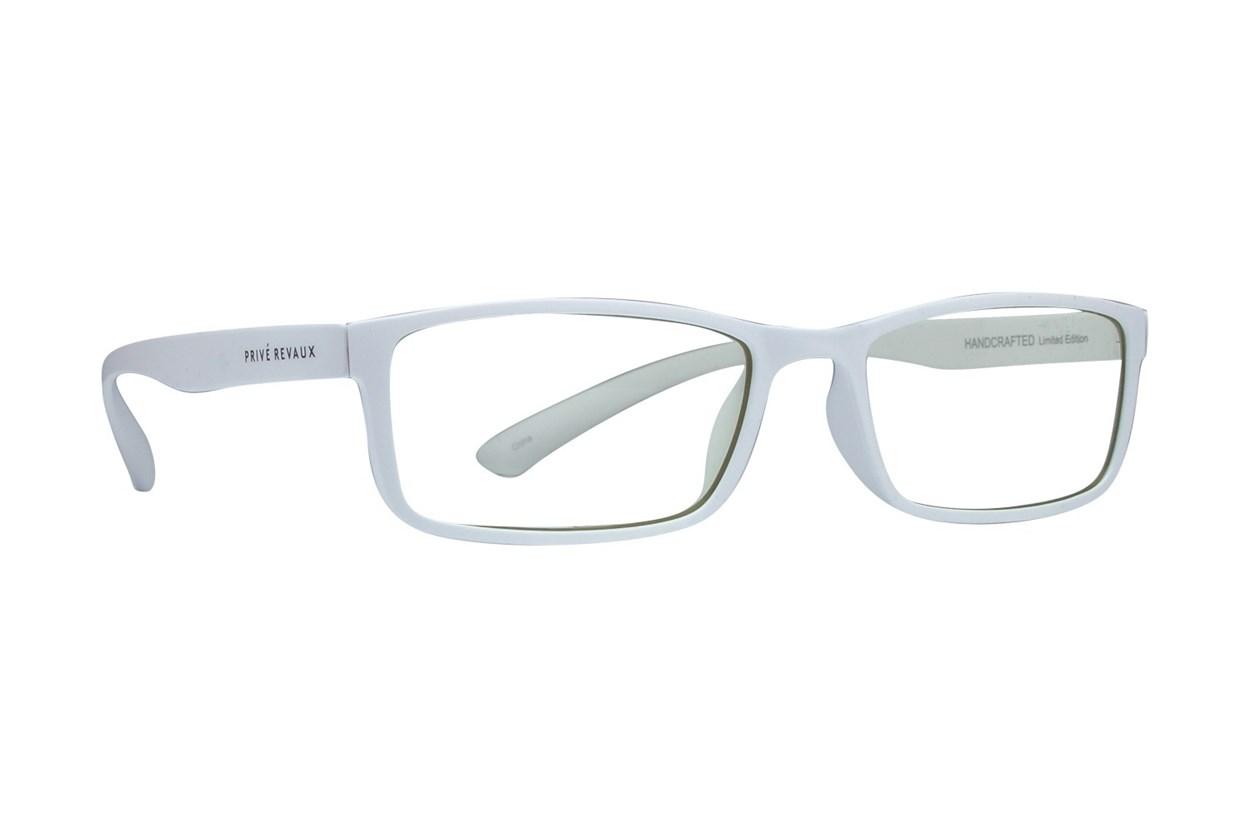 Prive Revaux The Confucius Eyeglasses - White