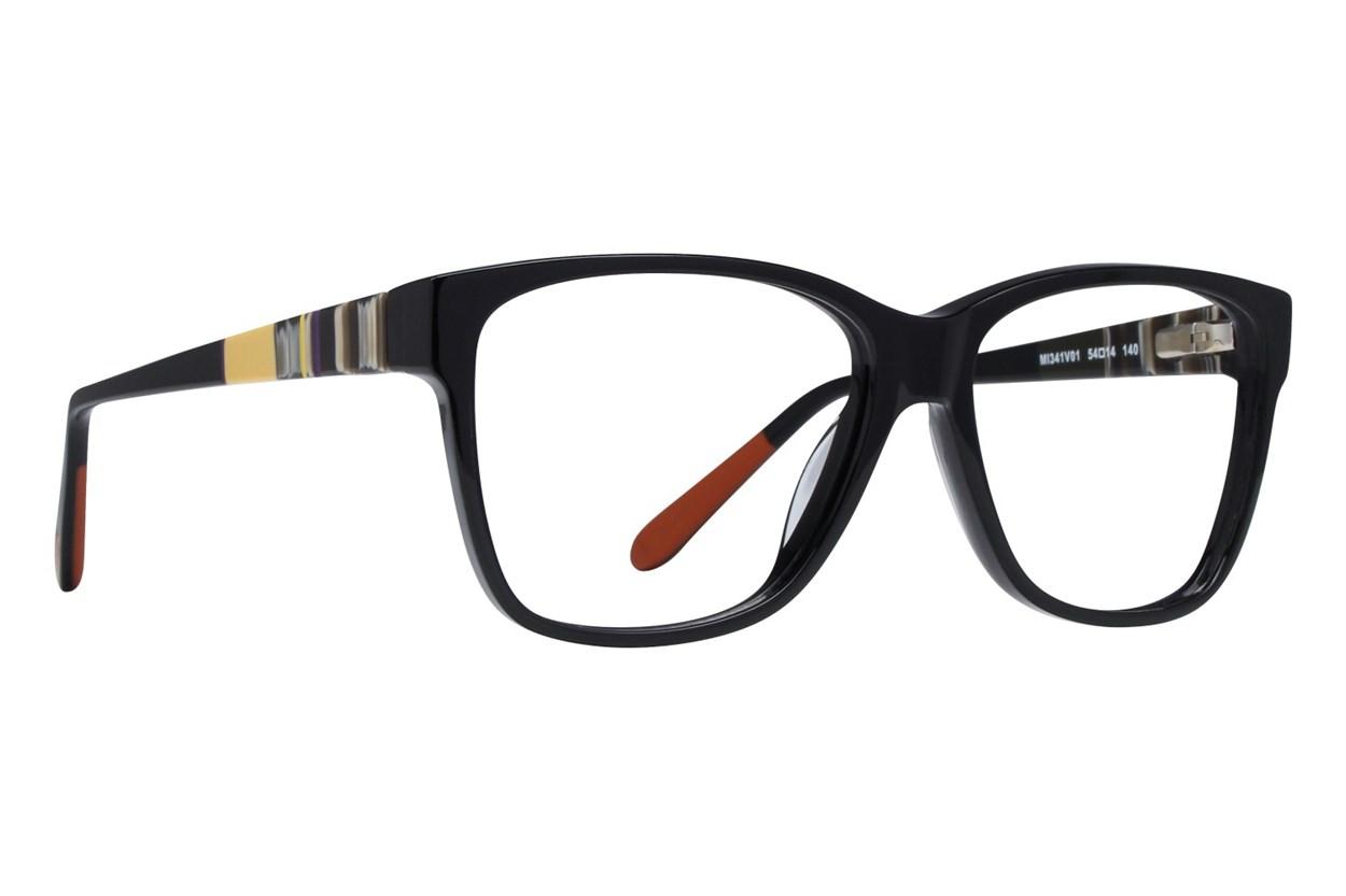Missoni MI341V Eyeglasses - Black