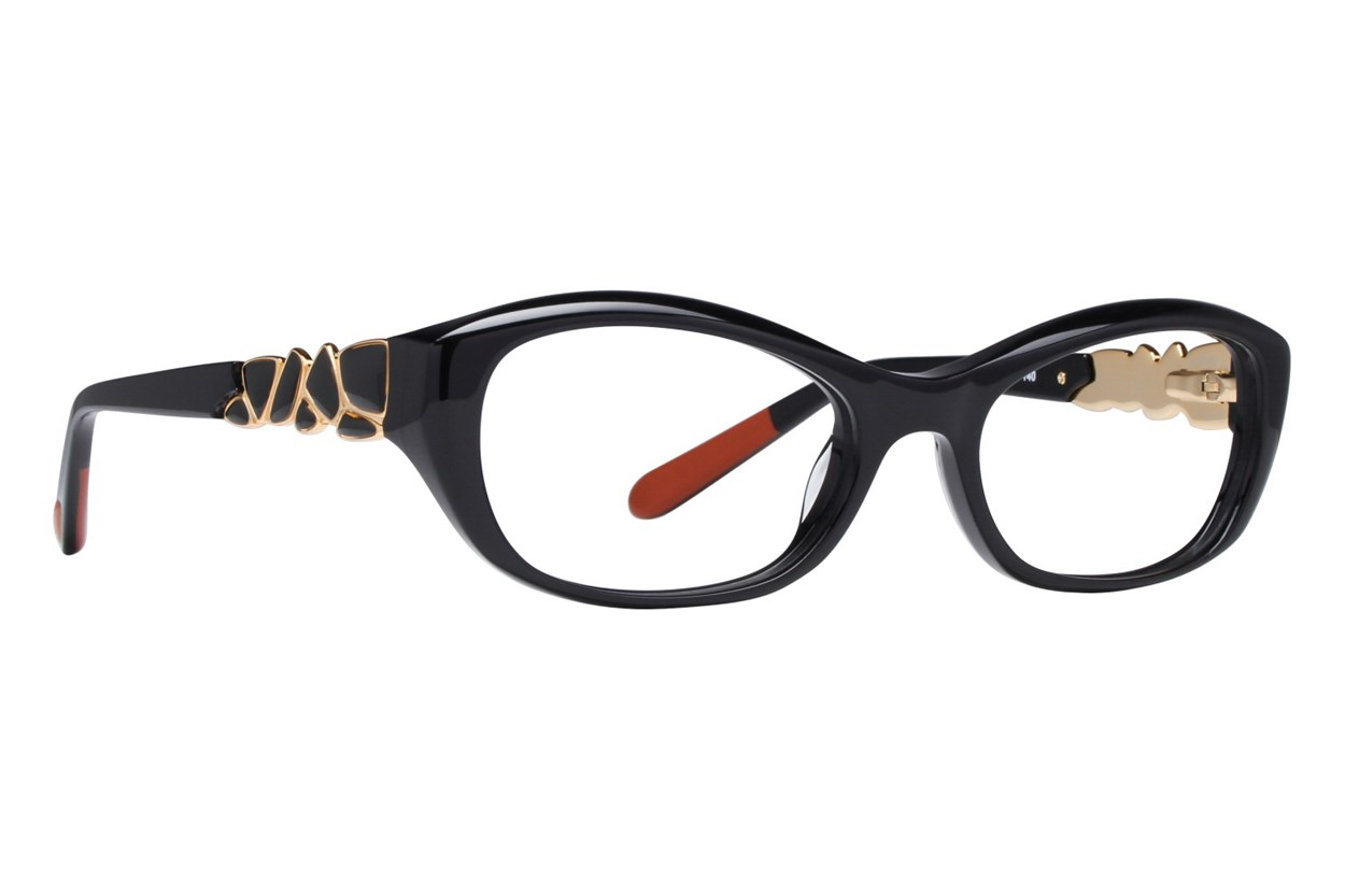 Missoni MI348V Eyeglasses - Black