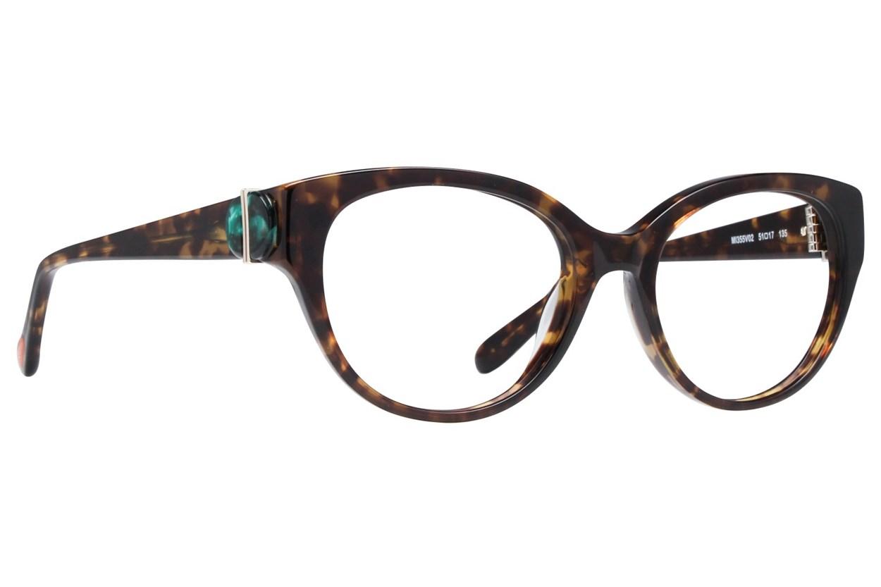 Missoni MI355V Eyeglasses - Tortoise