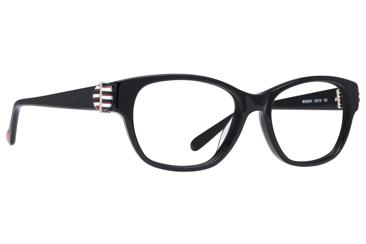 Missoni MI356V Eyeglasses - Black