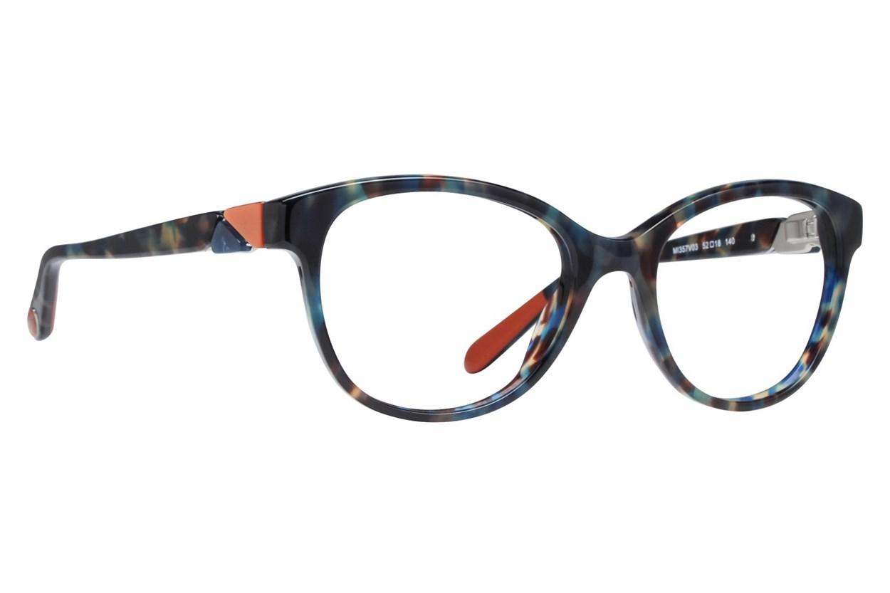 Missoni MI357V Eyeglasses - Brown