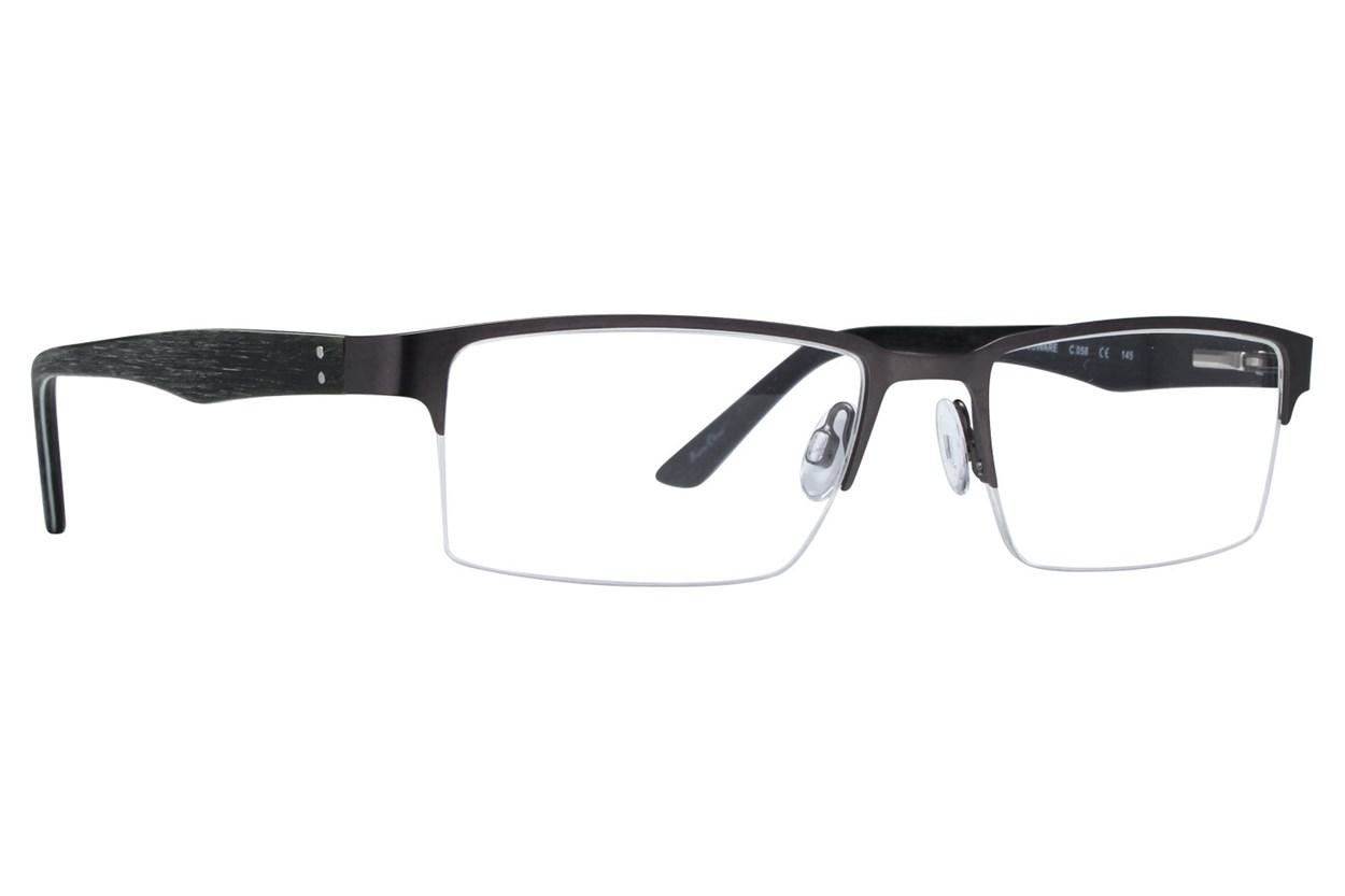 Randy Jackson RJ 1068 Eyeglasses - Gray
