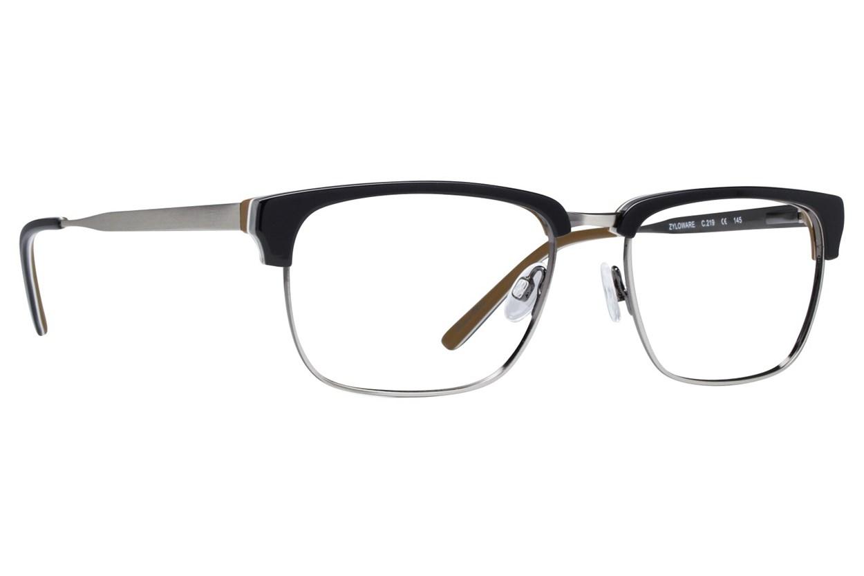 Randy Jackson RJ 1083 Eyeglasses - Black