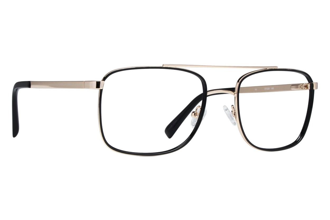 Sean John SJO5107 Eyeglasses - Gold