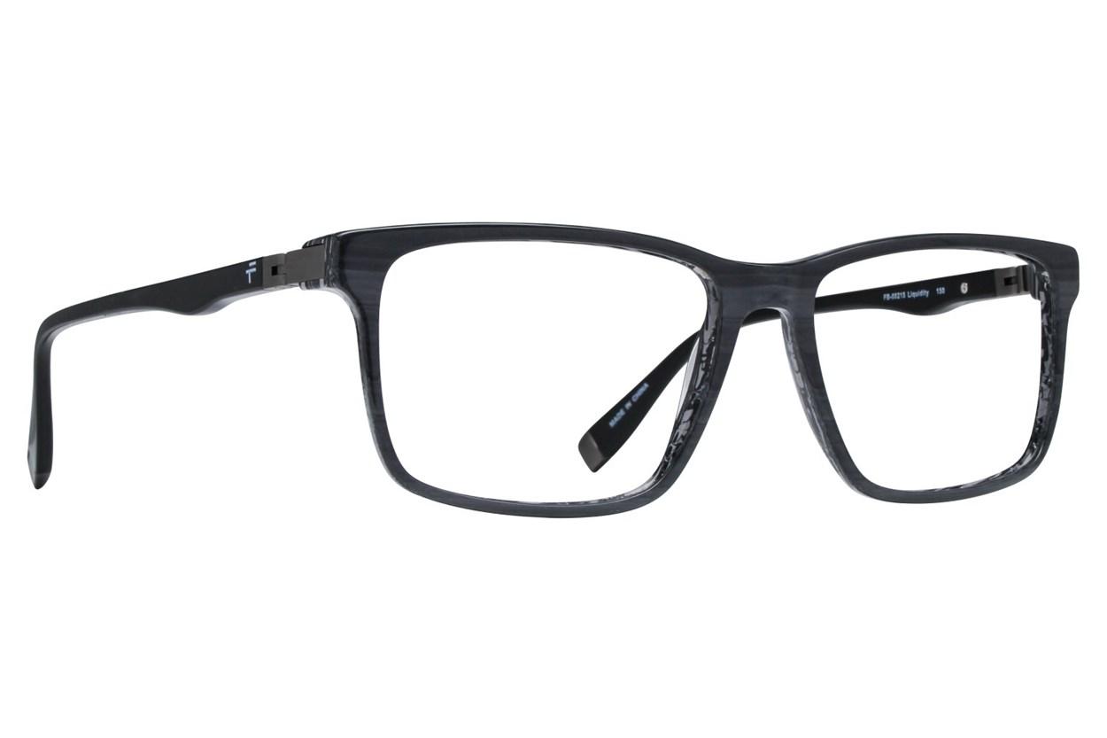 Fatheadz Liquidity Eyeglasses - Gray