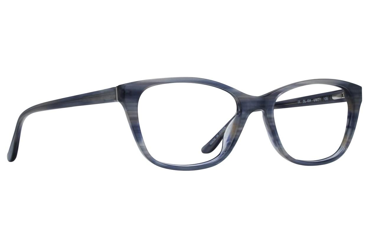 One Love Petite Unity Eyeglasses - Gray