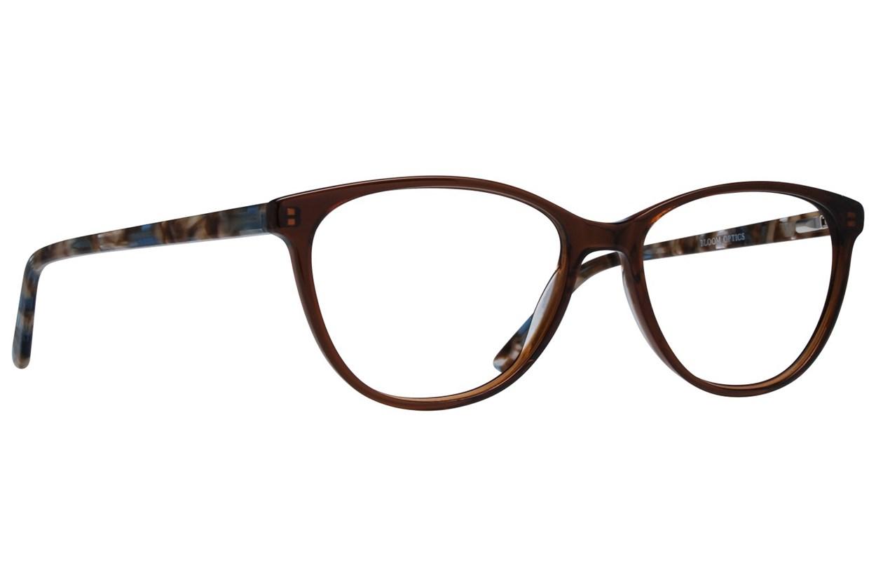 Bloom Optics Boutique Ava Eyeglasses - Brown