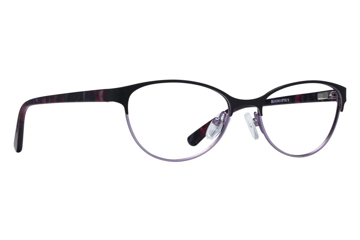 Bloom Optics Petite Daisy Eyeglasses - Black