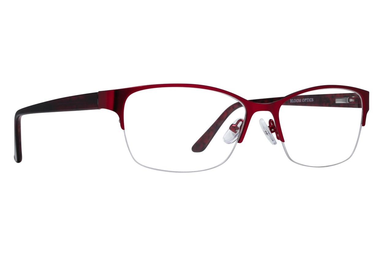 Bloom Optics Boutique Carrie Eyeglasses - Red