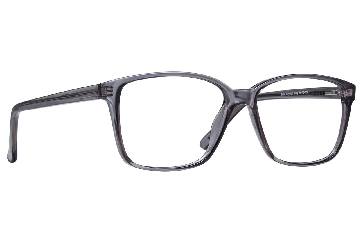 Lunettos Billie Eyeglasses - Gray