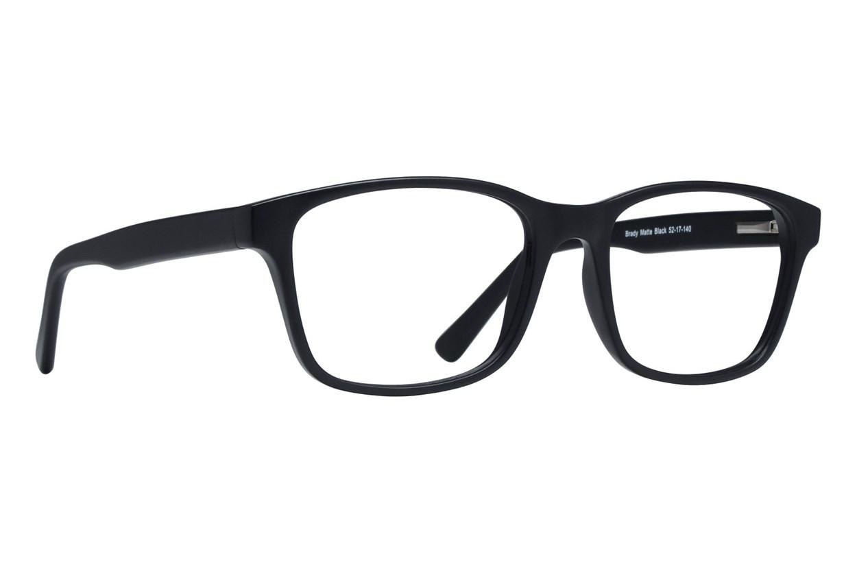 Lunettos Brady Eyeglasses - Black