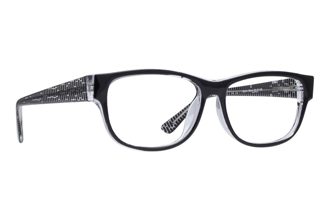 Lunettos Quinn Eyeglasses - Black