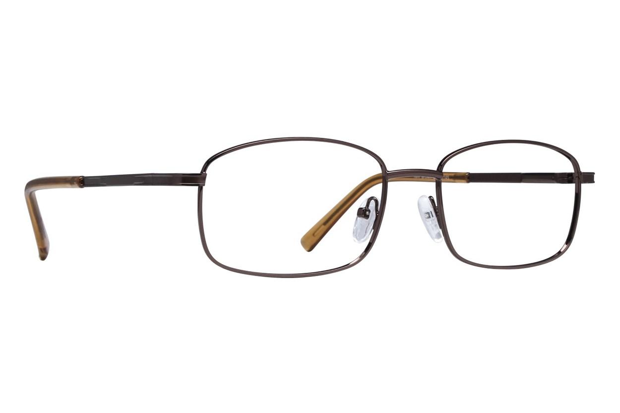 Lunettos Tom Eyeglasses - Brown