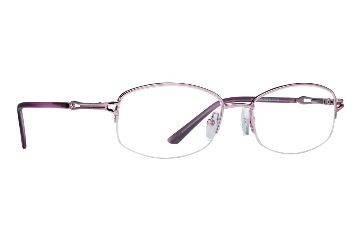 Lunettos Mandy Eyeglasses - Pink