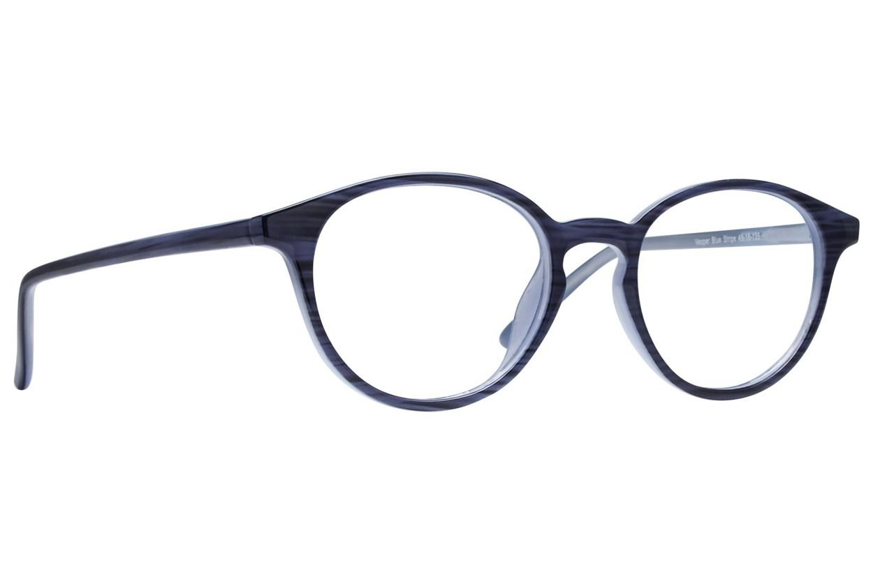 Lunettos Vesper Eyeglasses - Blue