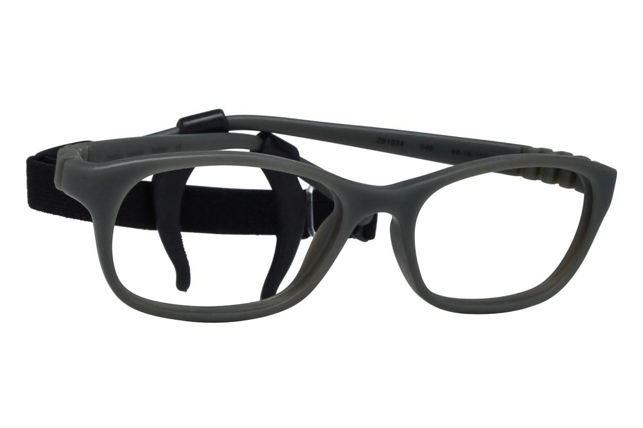 Zoobug ZB1024 Eyeglasses - Black