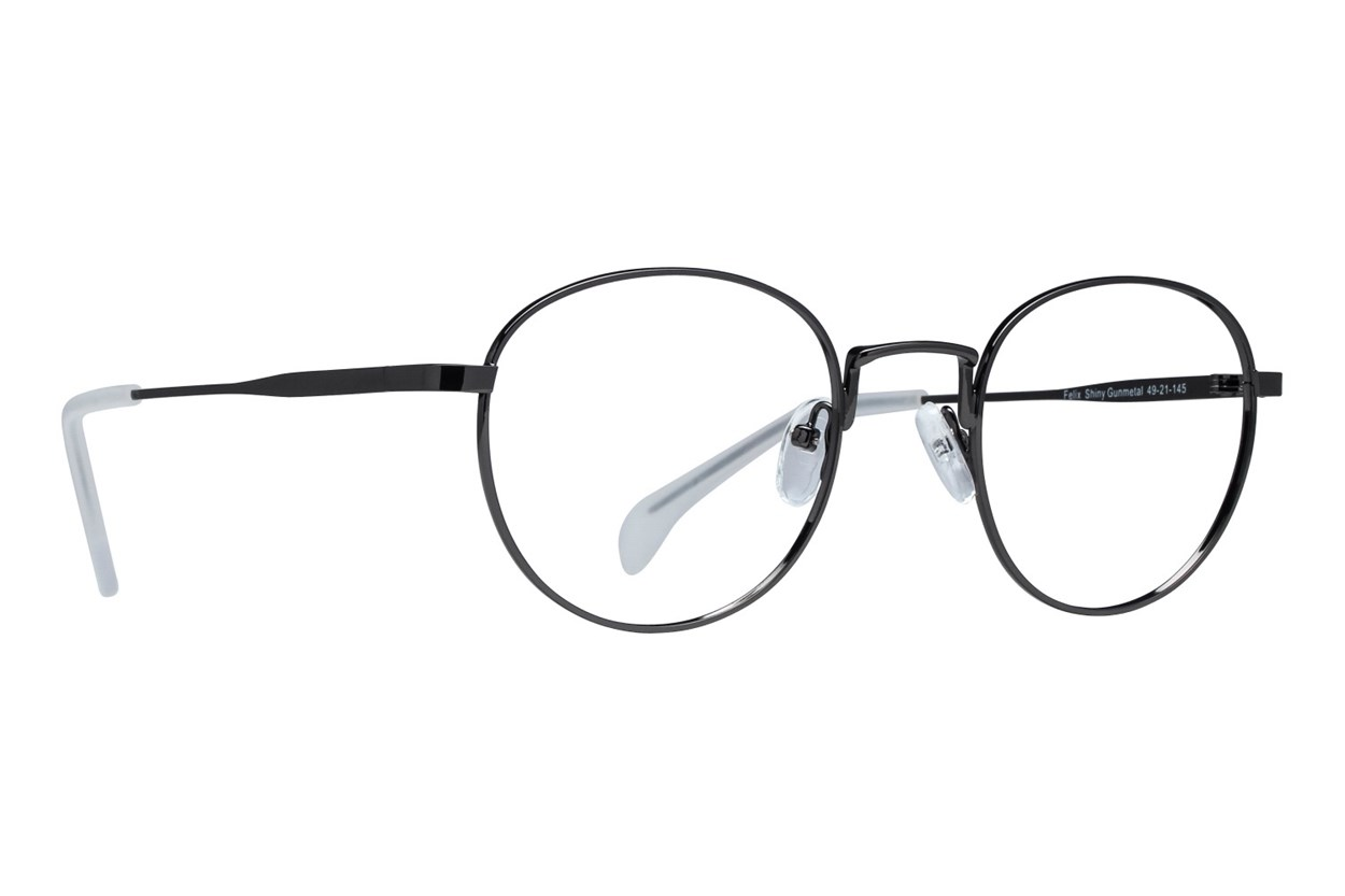 Lunettos Felix Eyeglasses - Gray