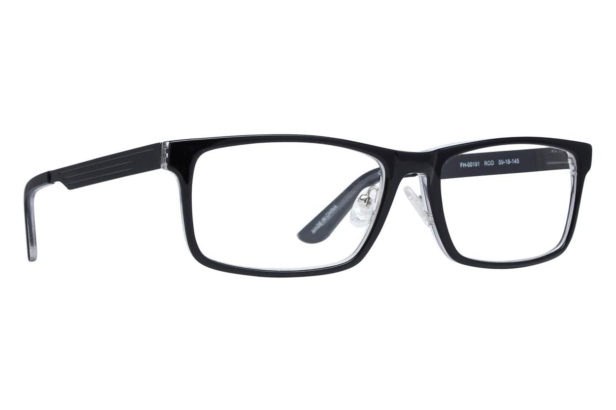 Fatheadz Rod Reading Glasses  - Black