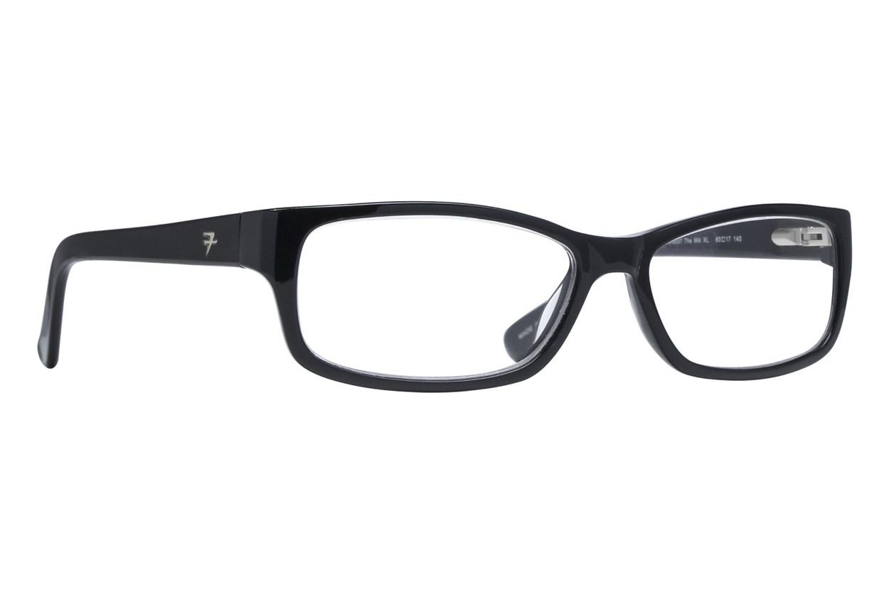 Fatheadz The Mik Reading Glasses  - Black