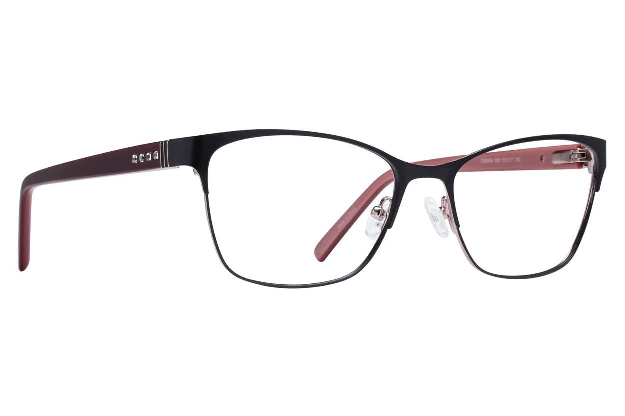 Covergirl CG0464 Eyeglasses - Black