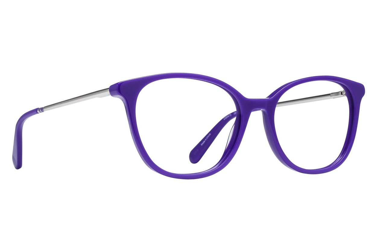 Covergirl CG0473 Eyeglasses - Purple