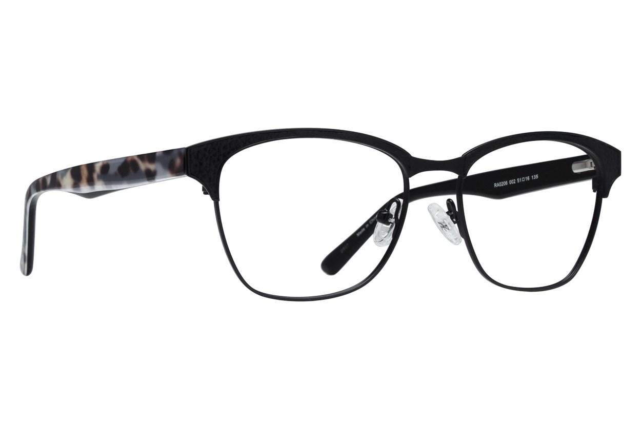 Rampage RA0206 Eyeglasses - Black