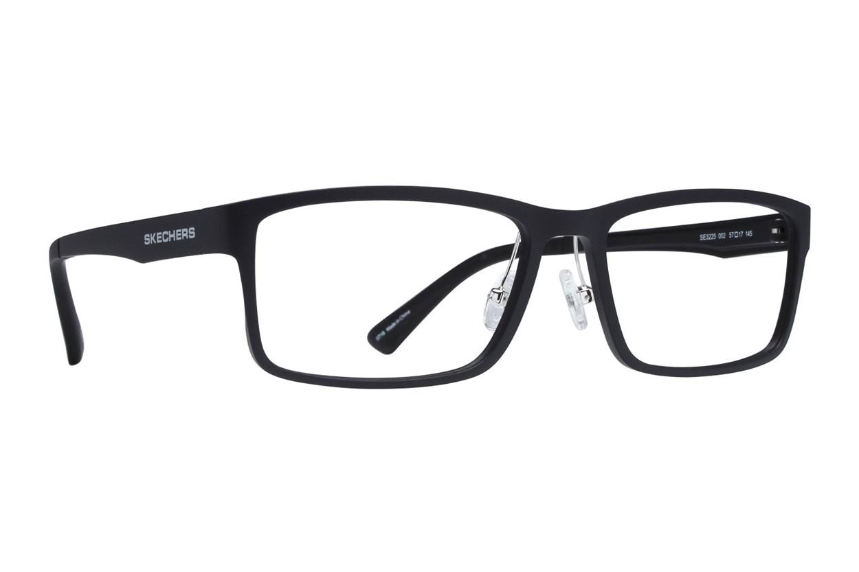 Skechers SE3225 Eyeglasses - Black