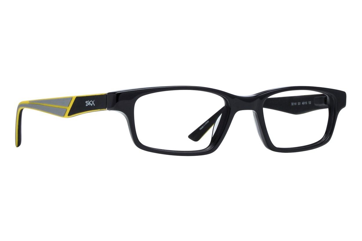 Skechers SE1161 Eyeglasses - Black