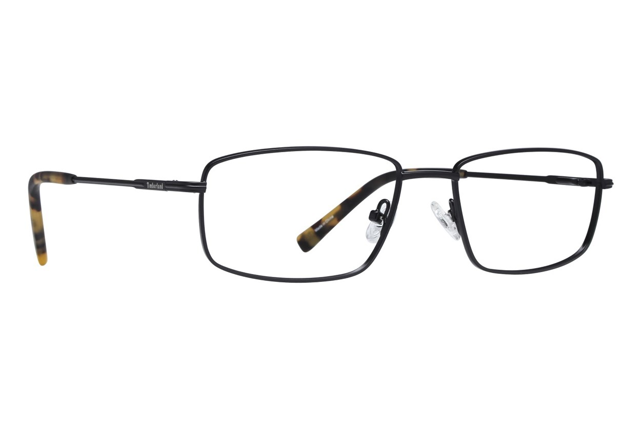 Timberland TB1607 Eyeglasses - Black
