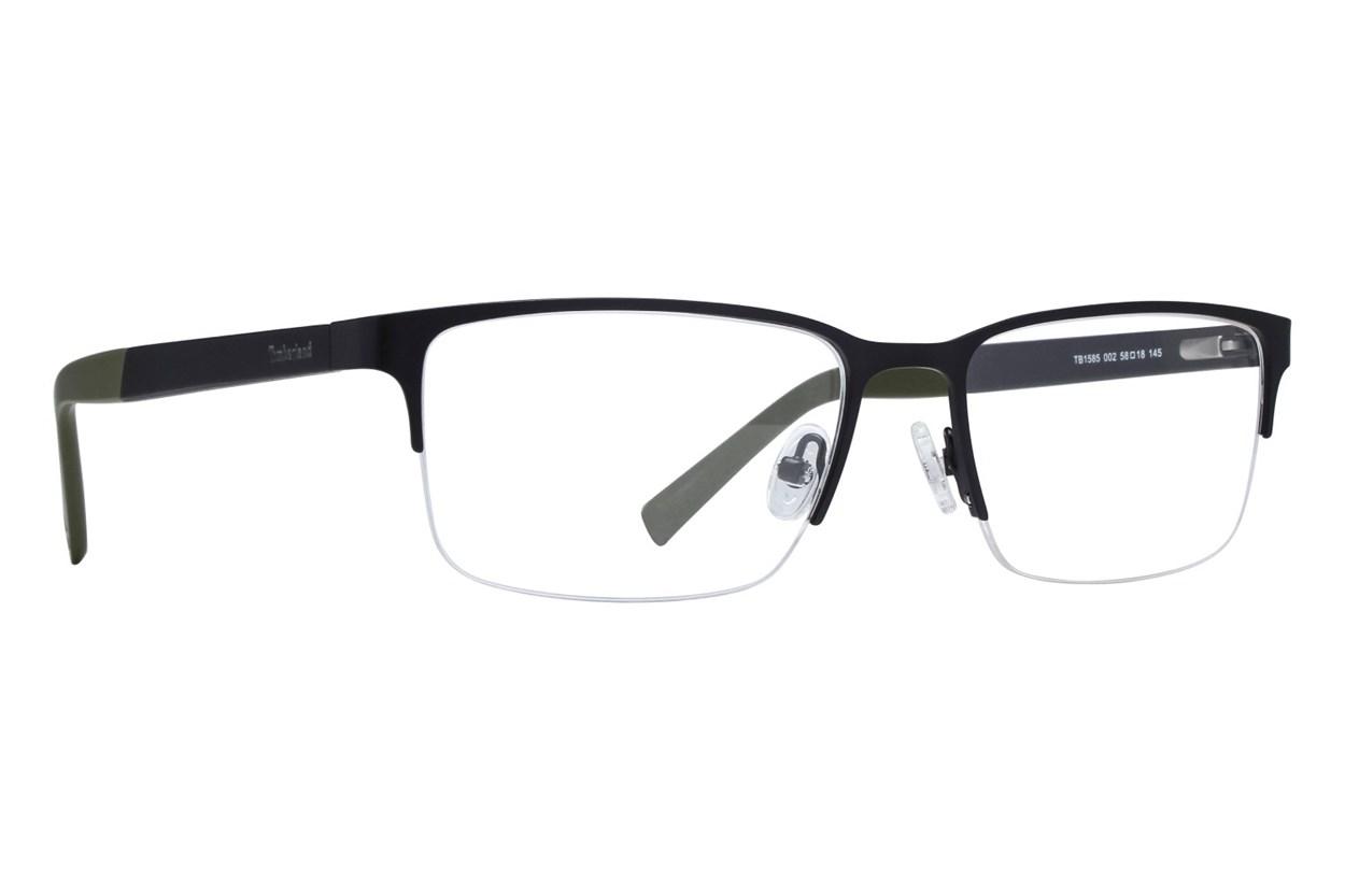 Timberland TB1585 Eyeglasses - Black