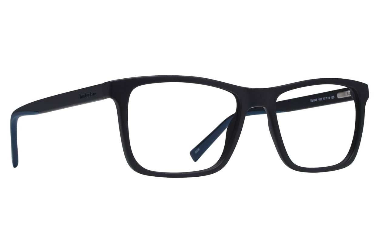 Timberland TB1596 Eyeglasses - Black