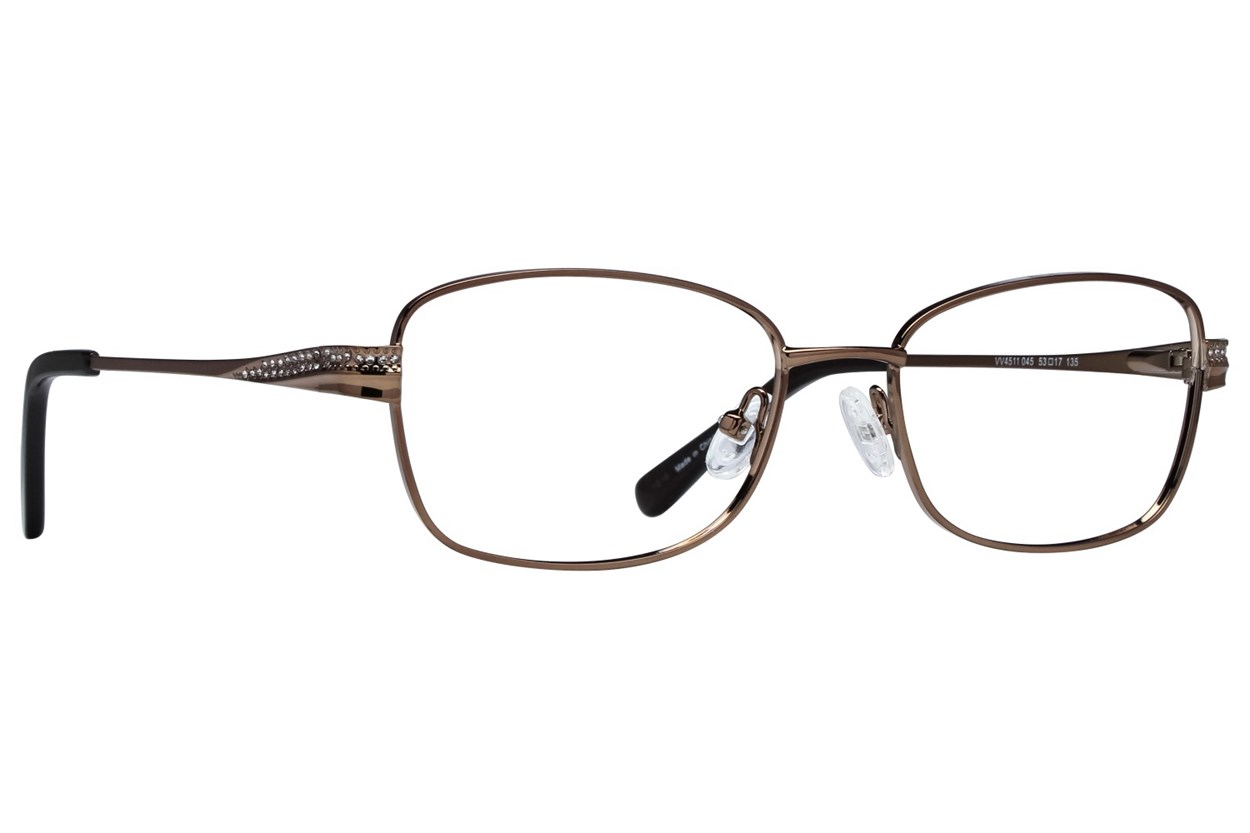 Viva VV4511 Eyeglasses - Brown