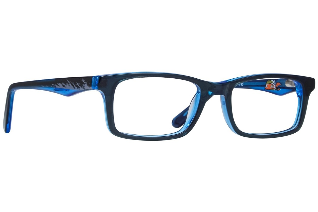 Nickelodeon Teenage Mutant Ninja Turtles Prankster Eyeglasses - Blue