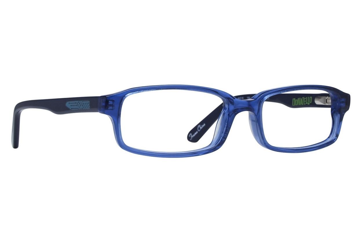 Nickelodeon Teenage Mutant Ninja Turtles Scholar Eyeglasses - Blue