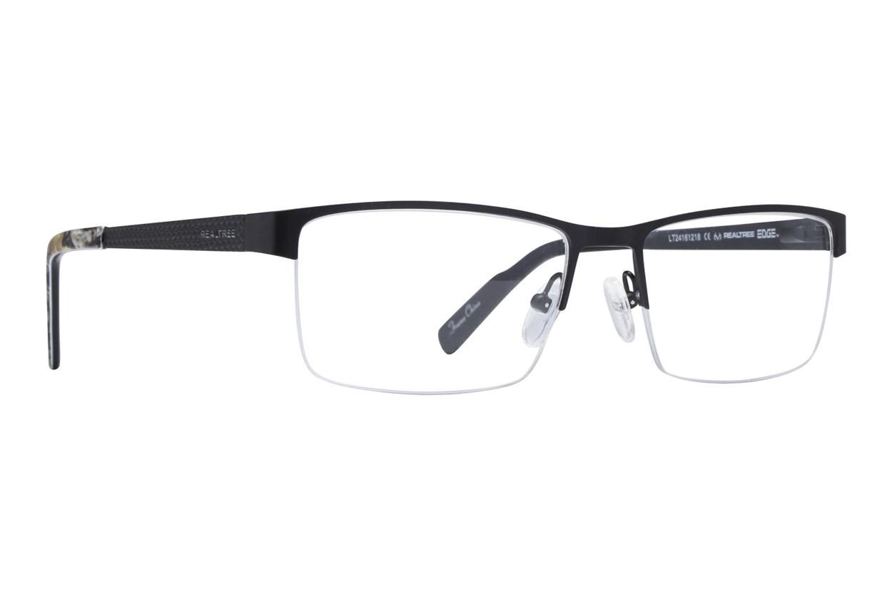 Realtree R719M Eyeglasses - Black
