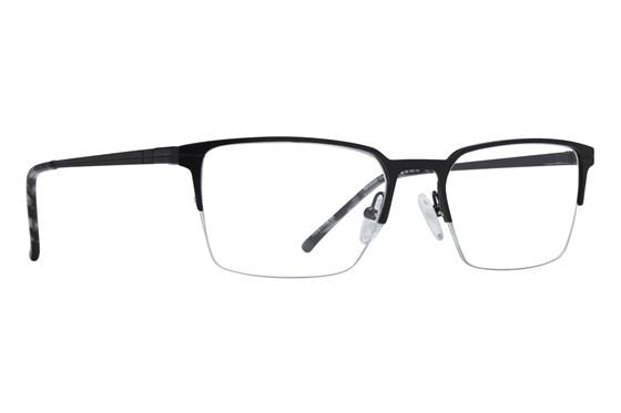 Revolution Denton Eyeglasses - Black