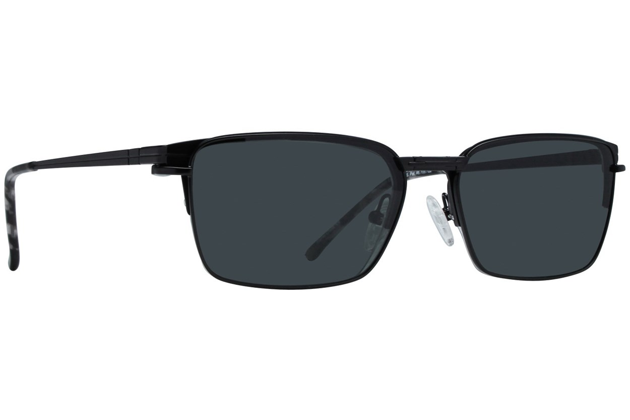 Alternate Image 1 - Revolution Denton Eyeglasses - Black