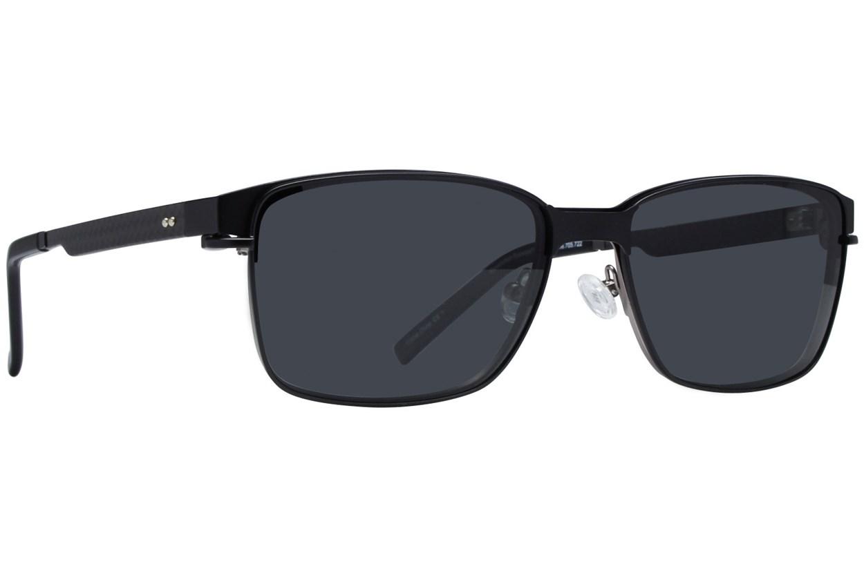 Alternate Image 1 - Revolution Lennox Eyeglasses - Black