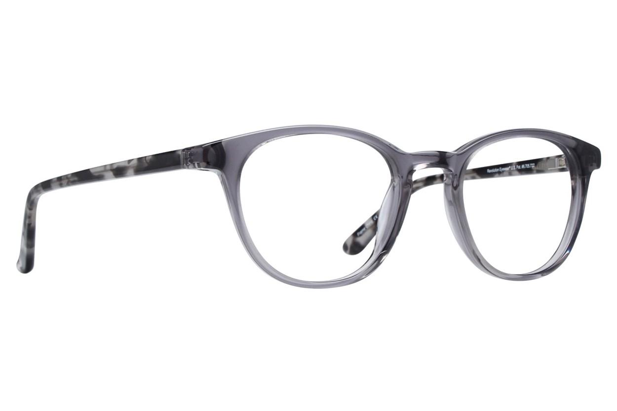 Revolution Davis Eyeglasses - Gray