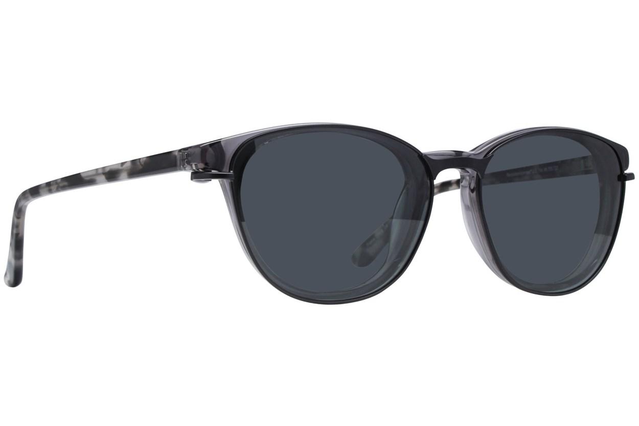 Alternate Image 1 - Revolution Davis Eyeglasses - Gray