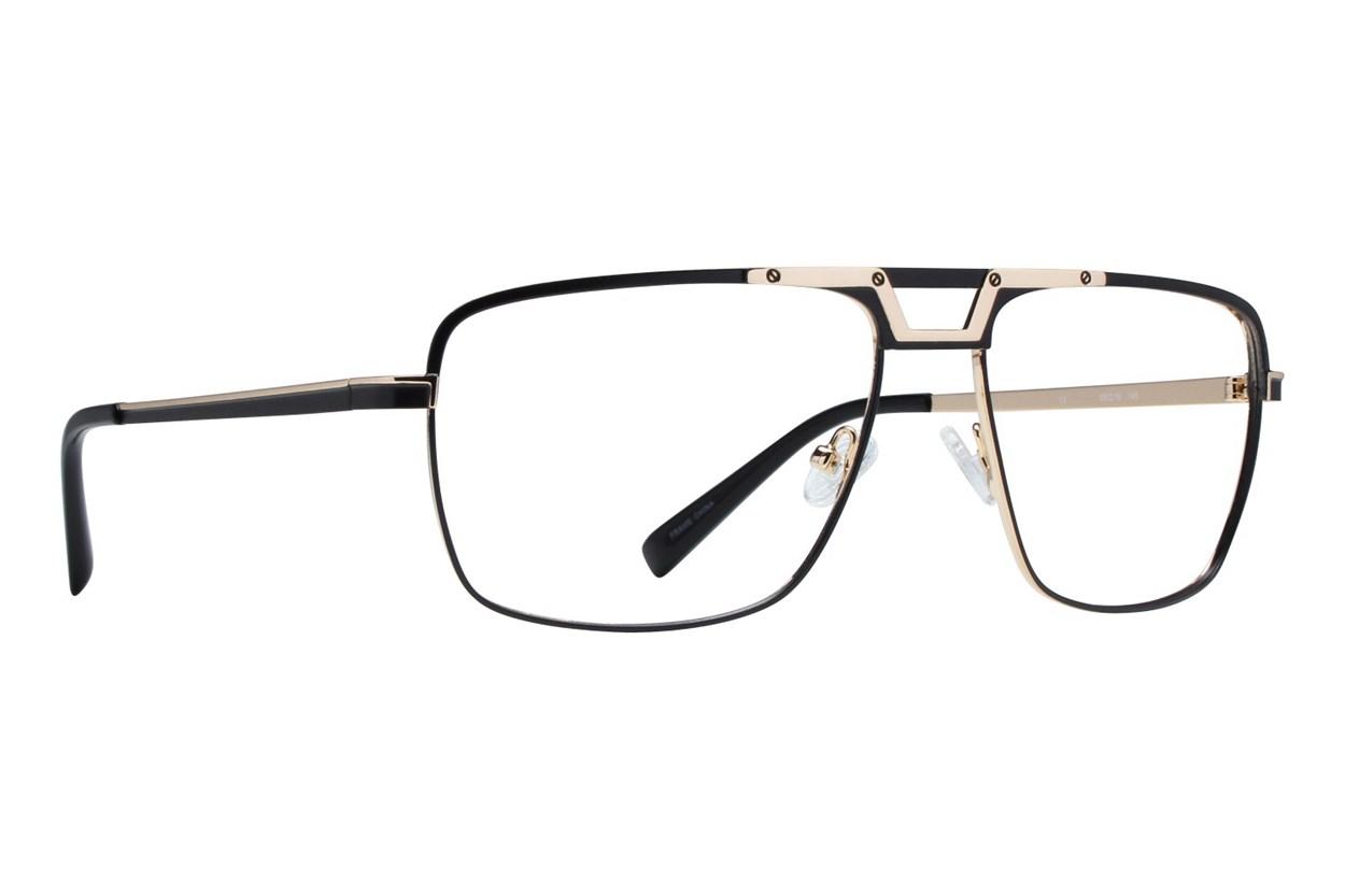 Sean John SJO5116 Eyeglasses - Black
