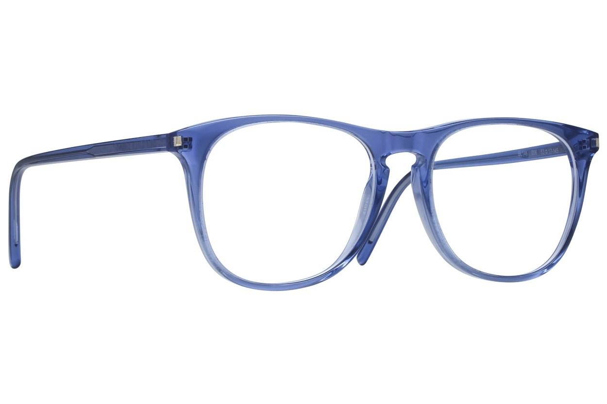 Saint Laurent SL146 Eyeglasses - Blue