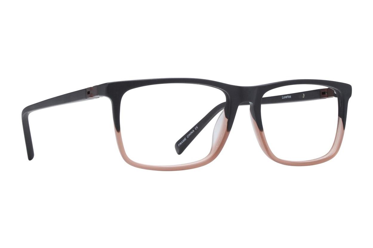 Lunettos Wyatte Eyeglasses - Black