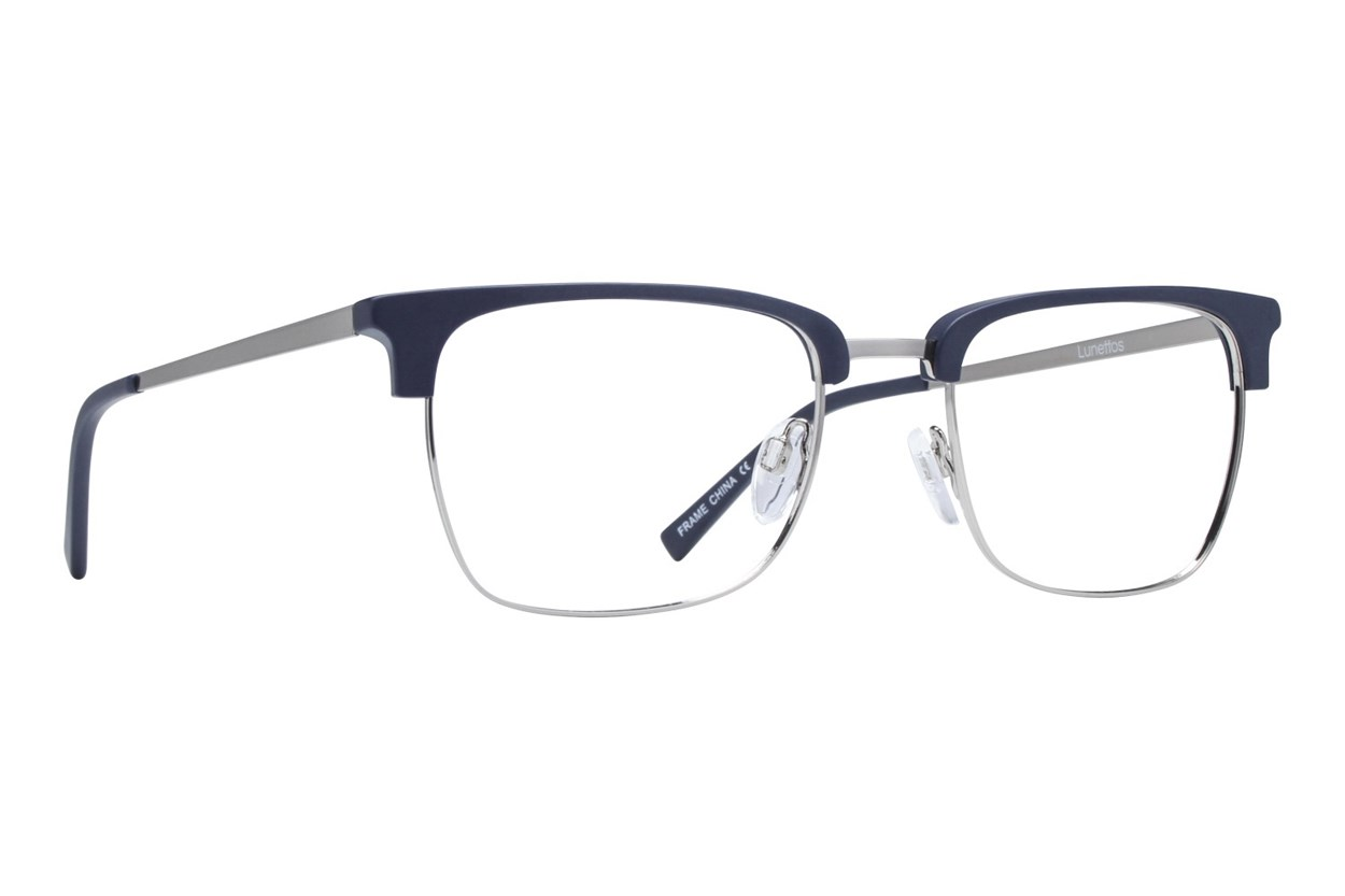 Lunettos Lupe Eyeglasses - Blue