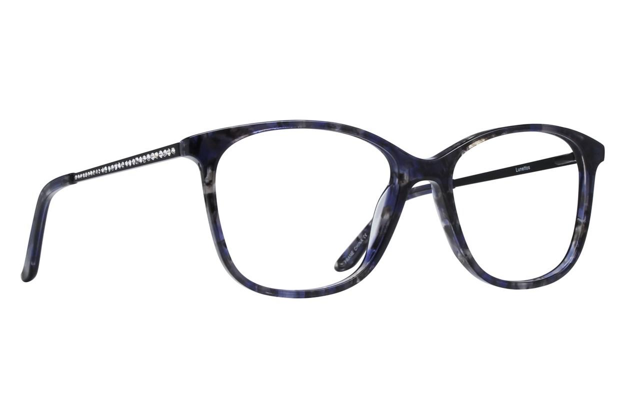 Lunettos Scarlett Eyeglasses - Blue