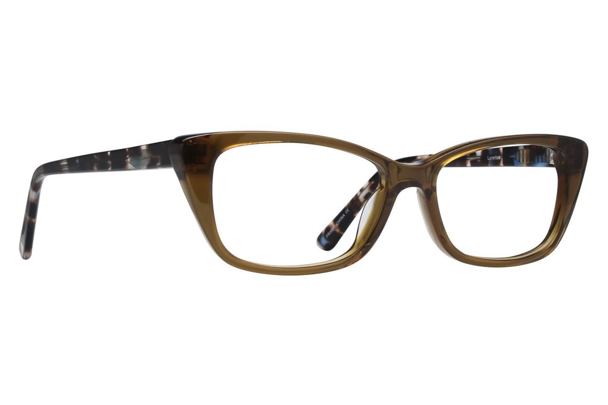 Lunettos Willow Eyeglasses - Tan