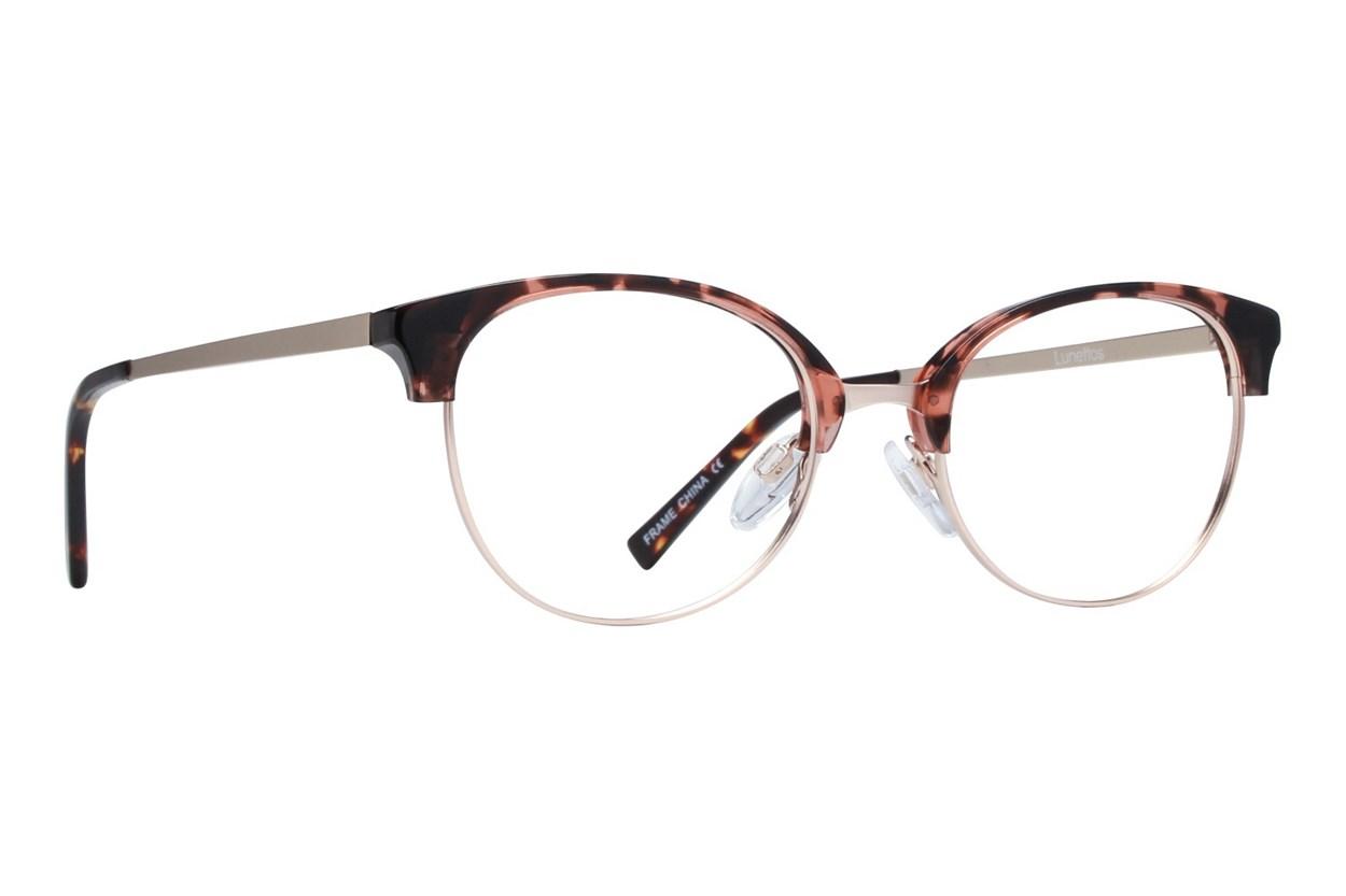 Lunettos Zoe Eyeglasses - Tortoise