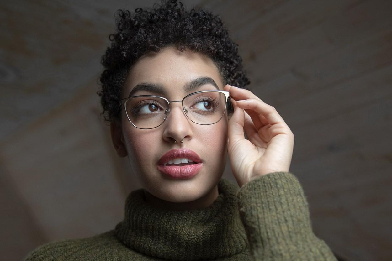 Lunettos Clara Eyeglasses - Black