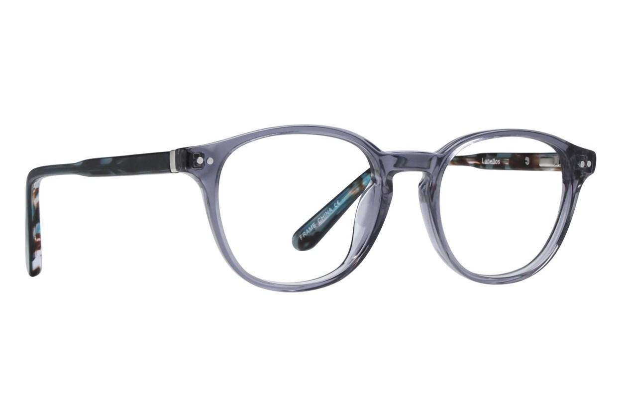 Lunettos Lennon Eyeglasses - Gray